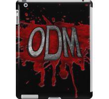 ODM Logo - Black iPad Case/Skin