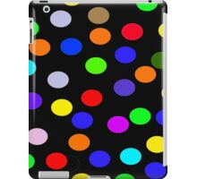 NEW TO REDBUBBLE - SPOTTY PENCIL SKIRTS, SCARVES, LEGGINGS AND DUVET COVERS! iPad Case/Skin