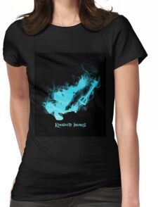 Sora Shadow Womens Fitted T-Shirt