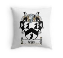 Hayes (Donegal) Throw Pillow