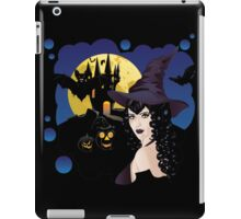 Dark Witch and Castle iPad Case/Skin