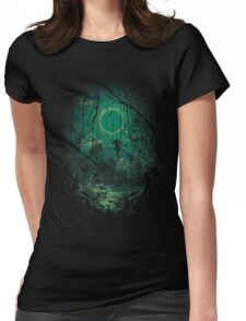 The Ring Womens Fitted T-Shirt