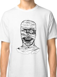 Dead All Over Attack Of The Mummy Classic T-Shirt