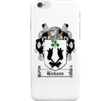 Hickson (Kerry) iPhone Case/Skin