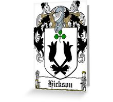 Hickson (Kerry) Greeting Card