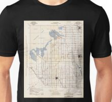 USGS TOPO Map California CA Calipatria 296976 1944 62500 geo Unisex T-Shirt