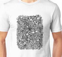 Doodle Dogs Unisex T-Shirt