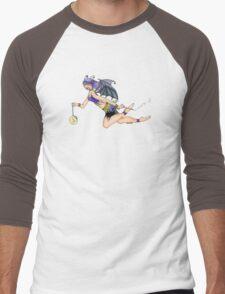 Halloween Fairy Men's Baseball ¾ T-Shirt