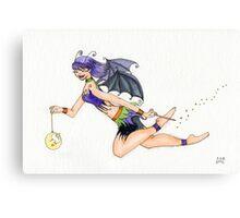 Halloween Fairy Canvas Print