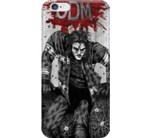 ODM - Against the wall iPhone Case/Skin