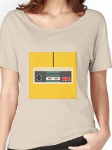 Nintendo Old School Women's Relaxed Fit T-Shirt
