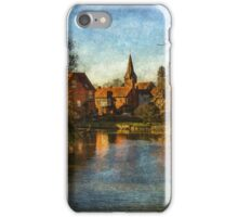 Whitchurch on Thames iPhone Case/Skin