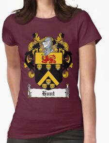 Hunt (Cork) Womens Fitted T-Shirt