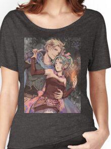 Edgar Figaro & Terra Branford Women's Relaxed Fit T-Shirt