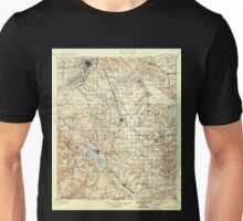 USGS TOPO Map California CA Elsinore 299355 1901 125000 geo Unisex T-Shirt