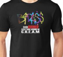 JOEY BADA$$ C.R.E.A.M Paper Trail$ B4.DA.$$ Unisex T-Shirt