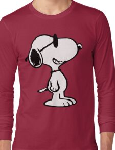 Snoopy Cool Long Sleeve T-Shirt