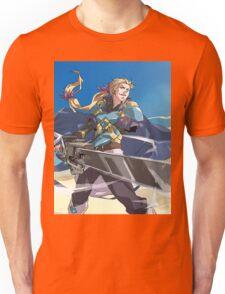 Edgar Figaro Unisex T-Shirt