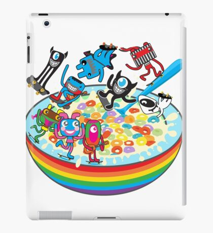 Skate Cereal iPad Case/Skin