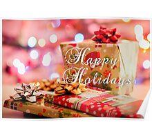 Happy Holidays Vo.2 Poster