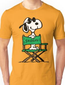 Snoopy Director Unisex T-Shirt
