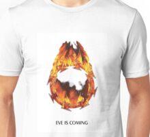 ODM - Eves burning halo white Unisex T-Shirt