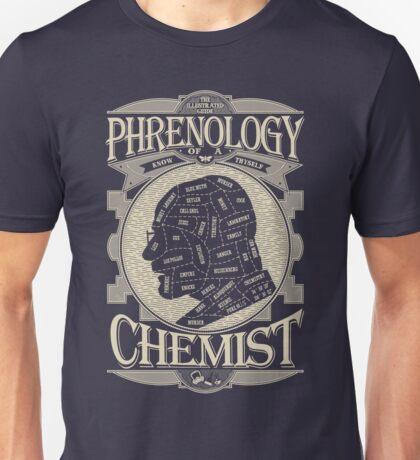 Phrenology of a chemist - Breaking Bad Unisex T-Shirt