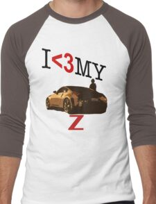 I Love My Z! Men's Baseball ¾ T-Shirt