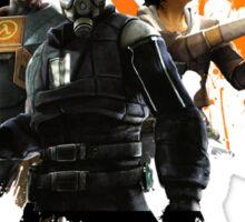 Half-life 2 splash Sticker