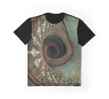 Old spiral staircase Graphic T-Shirt
