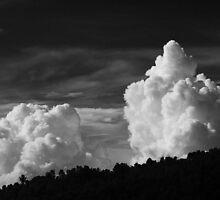 Bali Storm Approaching by wellman