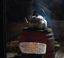 bali kitchen kettle by wellman