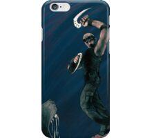 Riddick - leaping iPhone Case/Skin
