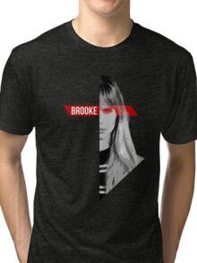 Brooke Scream  Tri-blend T-Shirt