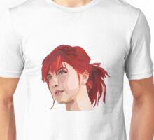 Hayley Williams Colour Block Potrait Unisex T-Shirt