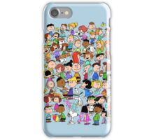 PEANUTS FAMILY iPhone Case/Skin