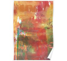 Abstract untitled Poster