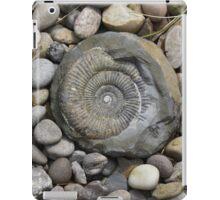 Ammonite Fossil iPad Case/Skin