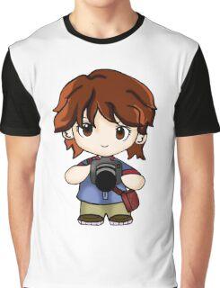 cute photographers  Graphic T-Shirt