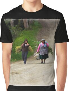 Bringing In The Sheaves III Graphic T-Shirt