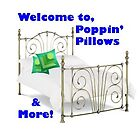 WELCOME TO POPPIN' PILLOWS & MORE by Ann Warrenton