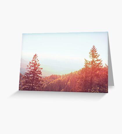 Landscape  06 Greeting Card