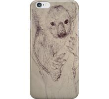 Cool Koala.. iPhone Case/Skin
