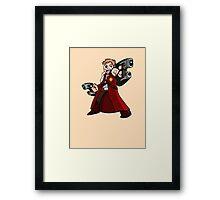 Star-Pilgrim Framed Print