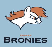 Denver Bronies One Piece - Short Sleeve