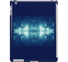 Atomic Blue iPad Case/Skin
