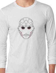 Thane (Black) - Mass Effect Long Sleeve T-Shirt