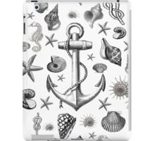 Nautical  iPad Case/Skin