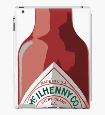 Hot sauce iPad Case/Skin