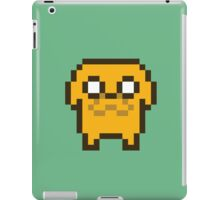 8-bit Jake iPad Case/Skin